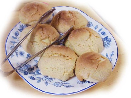 焼きたてメロンパン